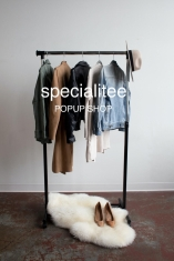 POP UP SHOP「specialitee」